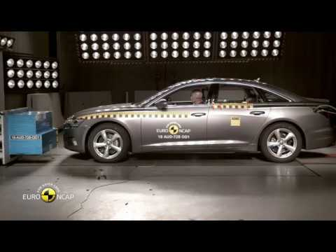 [Euro NCAP] Euro NCAP Crash Test of Audi A6
