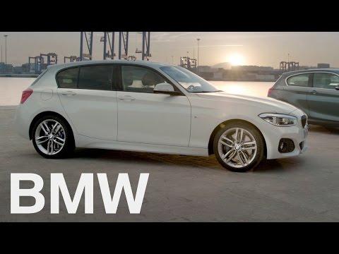 [오피셜] The all-new BMW 1 Series. All you need to know.