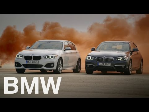 [오피셜] The all-new BMW 1 Series. Official Launchfilm