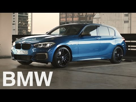 [오피셜] The new BMW 1 Series 2017. Official Launchfilm.