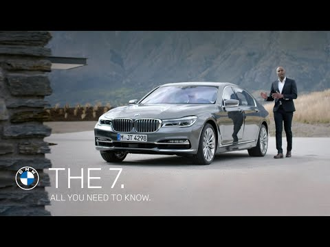 [오피셜] The all-new BMW 7 Series. All you need to know.
