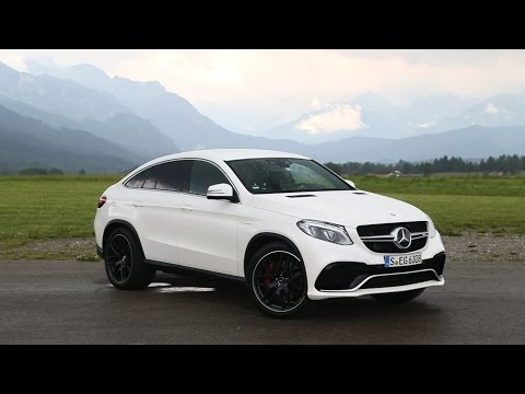 [Autocar] 577bhp Mercedes-AMG GLE 63 S Coupe driven