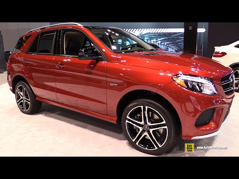 [AutoMotoTube] 2017 AMG GLE43 - Exterior and Interior Walkaround - 2017 Chicago Auto Show