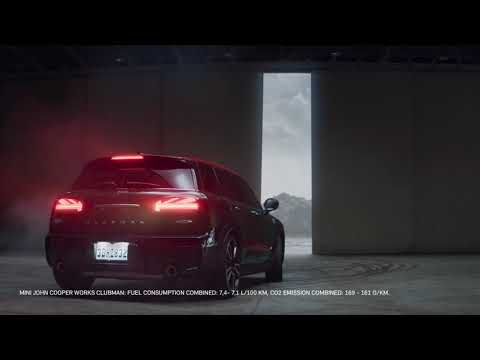 [MINI] The new MINI John Cooper Works Clubman with 306 hp [The Narrow Alley Test]