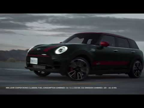 [MINI] The new MINI John Cooper Works Clubman with 306 hp [The Square Test]