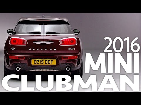 [YOUCAR] MINI Clubman (2016) Interior and Exterior