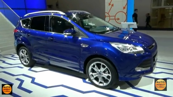 [Automobile Classics] 2016 Kuga Exterior and Interior