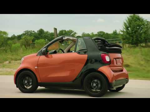 [오피셜] A closer look at the smart fortwo cabrio