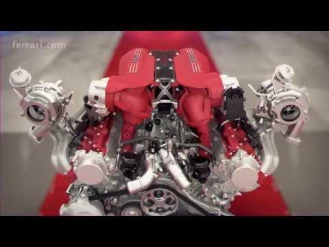 [오피셜] Ferrari 488 GTB - Powertrain