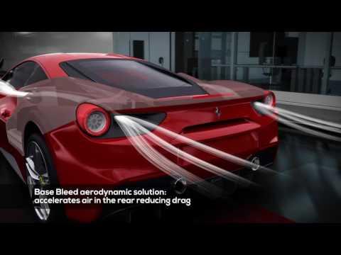 [오피셜] Ferrari 488 GTB - Aerodynamics