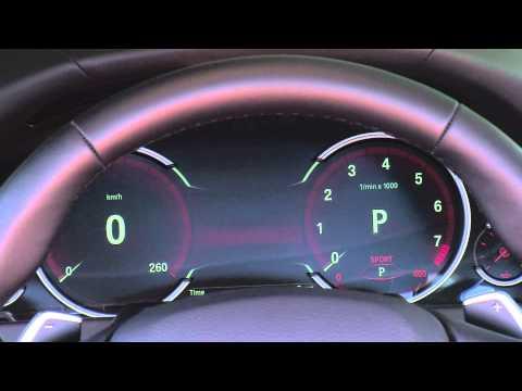 BMW 650i Convertible - Interior Design