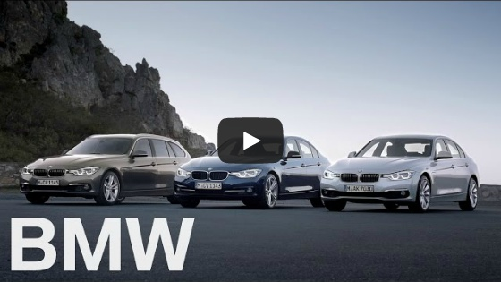 [오피셜] The new BMW 3 Series Sedan and Touring. Official Launchfilm.