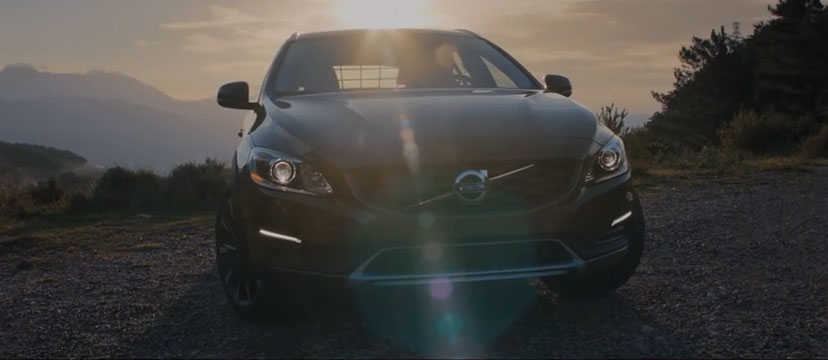 Volvo Cars New V60 Cross Country – The Descent