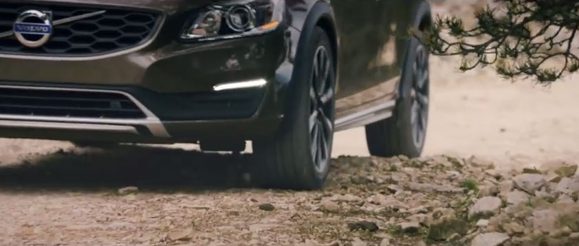 Volvo Cars New V60 Cross Country – Teaser