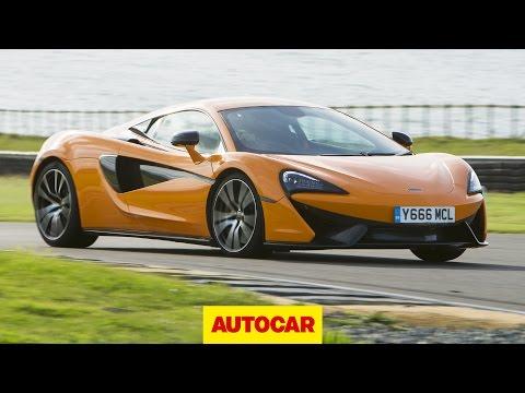 [Autocar] McLaren 570S - Best Driver-Car of Britain   Part 4