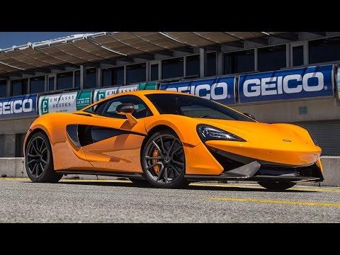 [MotorTrend] 2016 McLaren 570S Hot Lap!
