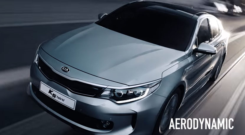 [K5 하이브리드] TV광고 ? Aerodynamic Hybrid