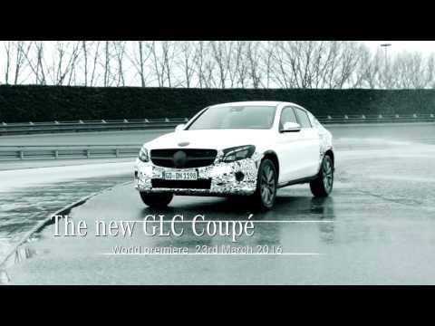 [Autocar] Mercedes GLC Coupe teaser