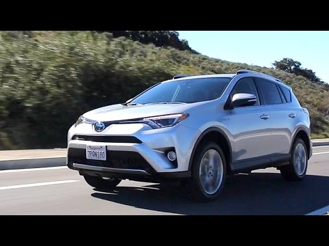 [KBB] 2016 RAV4 - Review and Road Test