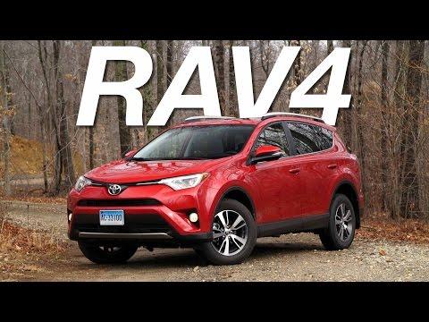 [Consumer Reports] 2016 RAV4 Quick Drive