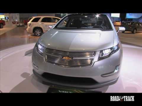 [RoadandTrack] 2011 Chevrolet Volt