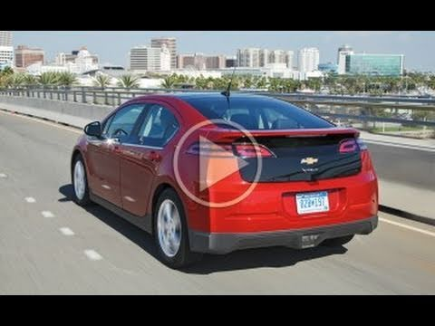 [RoadandTrack] 2011 Chevrolet Volt Performance Test