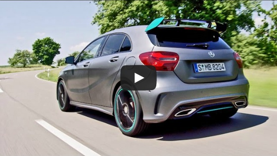 [YouCar] 2016 A-Class Motorsport Edition