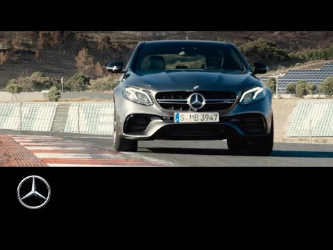 [오피셜] The new Mercedes-AMG E 63 S 4MATIC