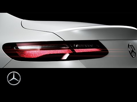 [오피셜] The new E-Class Coupé – Teaser