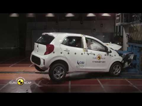 [Euro NCAP] Euro NCAP Crash Test of Kia Picanto