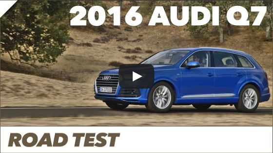 [YouCar] 2016 Audi Q7 Road Test