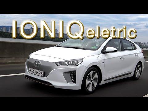 [모터리언] 아이오닉 전기차 시승기 1부, 보조금 받으면 꼭 산다? IONIQ Electric Part1