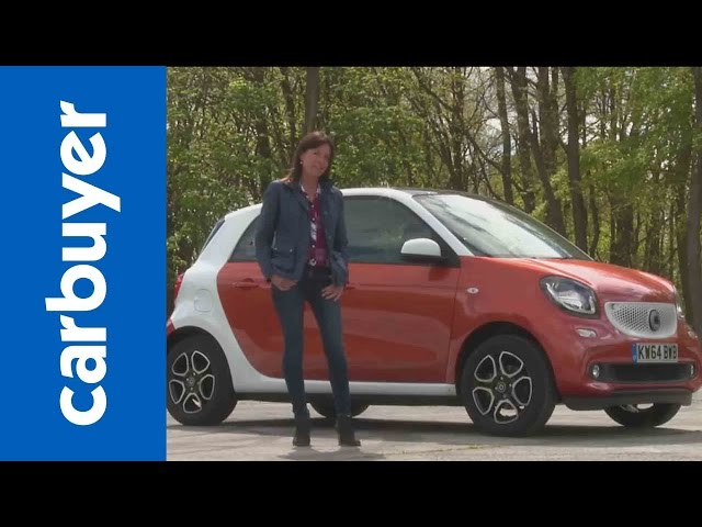 [Carbuyer] Smart ForFour city car review - Carbuyer