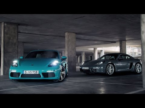 [오피셜] Porsche 718 Cayman – For the sport of it