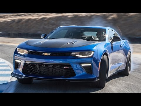 [MotorTrend] 2017 Chevrolet Camaro SS 1LE Hot Lap!