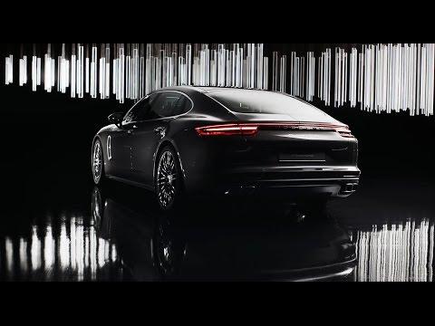 [오피셜] The design of the new Panamera Executive models.