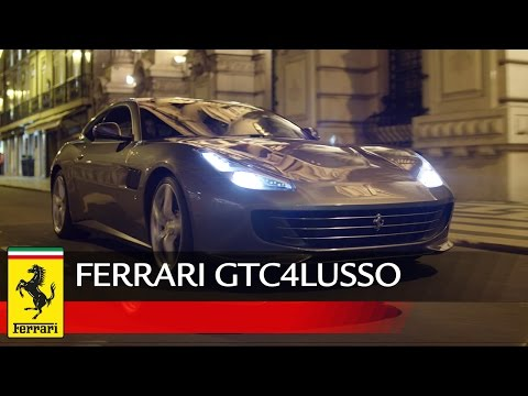 [Ferrari] GTC4Lusso - official video