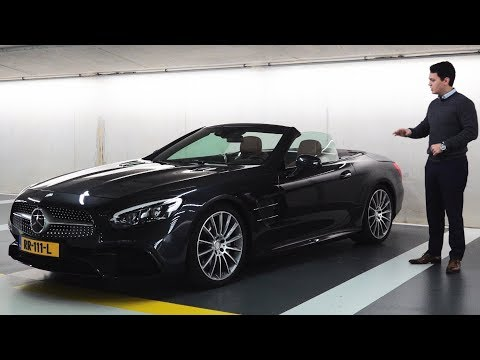 [MercBenzKing] Mercedes SL 2019 AMG - Rough NEW Drive REVIEW SL 500