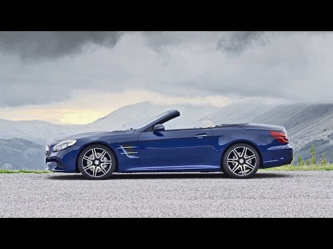 [YOUCAR] 2016 Mercedes-Benz SL and SL63 AMG - Official Trailer