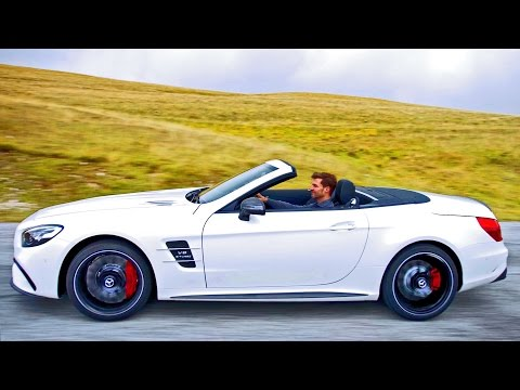 [YOUCAR] 2016 AMG SL 63 - Driving