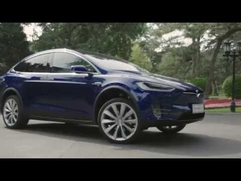 [오피셜] Model X  unveil in china