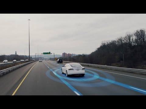 [오피셜] Model X  Autopilot