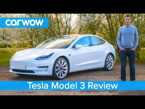 [carwow] Tesla Model 3 in-depth review
