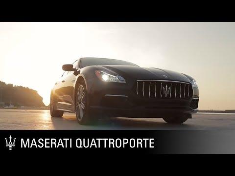 [Maserati] Maserati Quattroporte GranLusso. Discovering Sicily
