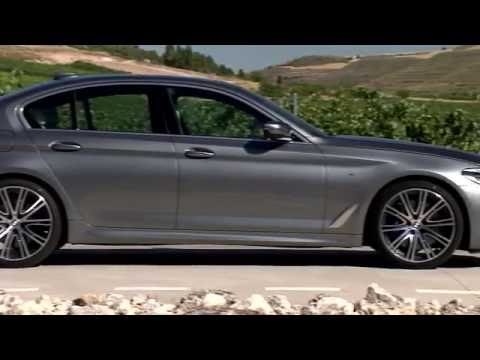 [오피셜] The new BMW 5 Series