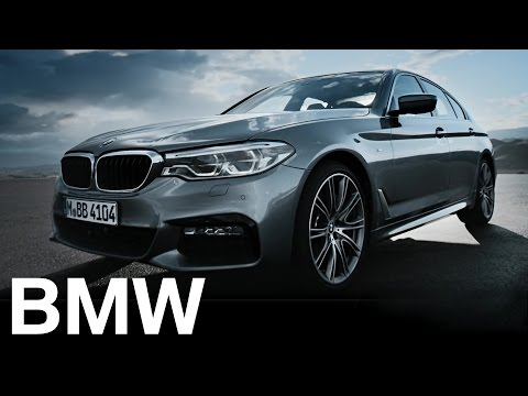 [오피셜] The all-new BMW 5 Series Launchfilm