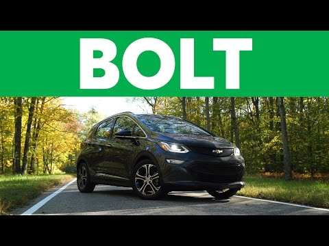 [CR] 2017 Bolt EV Quick Drive