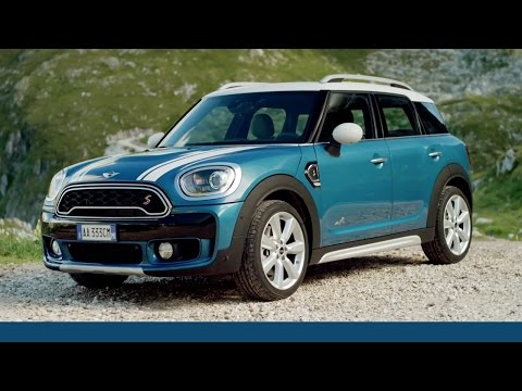 [오피셜] The New MINI Countryman | The Offroad Character