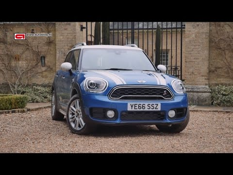 [Autoblog] New MINI Countryman review
