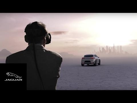 [오피셜] Jaguar I-PACE Concept | Virtual Reality Reveal in LA